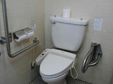 ガス資料館多目的トイレ