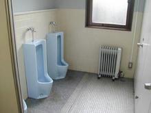 ガス資料館トイレ
