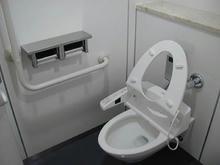 ルミエール府中 2階トイレ