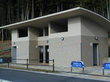 武蔵野公園 野川北トイレ