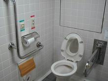 ひつじさん公園トイレ