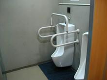 アレアレア2 ラーメンスクエア内トイレ