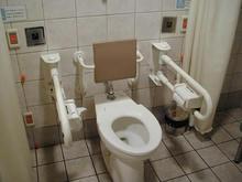 イトーヨーカドー拝島店多目的トイレ