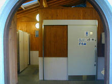 多磨霊園 小金井門広場トイレ