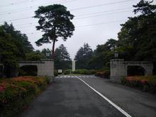 多磨霊園 小金井門
