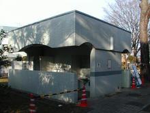 多磨霊園 小金井門横トイレ