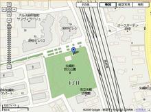 矢崎町防災公園トイレ