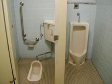 小金井公民館 東分館2階トイレ