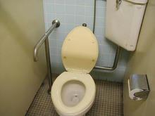 小金井公民館 東分館1階トイレ
