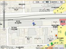 国立駅 南通りトイレ