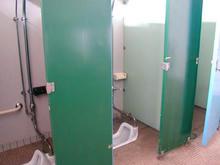 府中 市民球場 外トイレ