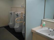 いなげや日野万願寺駅前店 2階トイレ