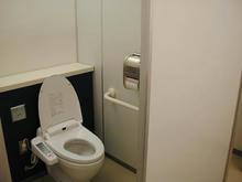 稲城市中央図書館トイレ