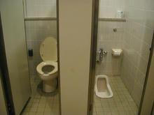 南市民プラザトイレ