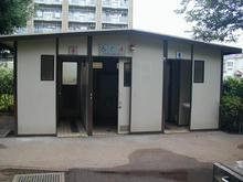 中島町南公園トイレ