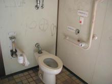 中島町南公園多目的トイレ