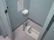 宮町図書館トイレ