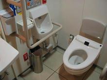 そごう八王子店 2階多目的トイレ