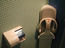 くるる5階 映画館ビジターズフロアトイレ