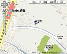 立川公園 菖蒲園トイレ