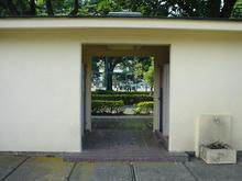 万蔵庵公園トイレ