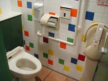 京王百貨店聖蹟桜ヶ丘店B館 7階トイレ
