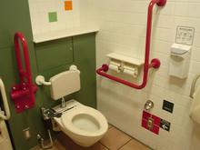 京王百貨店聖蹟桜ヶ丘店B館 7階多目的トイレ