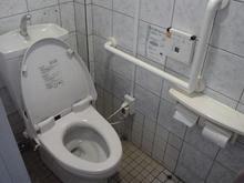 コモディイイダ東村山店トイレ