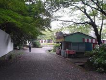 村上貯水池 突堤北