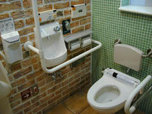 京王百貨店聖蹟桜ヶ丘店B館 5階多目的トイレ