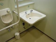 聖蹟桜ヶ丘オーパ 8階関戸公民館多目的トイレ