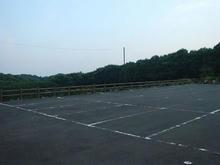 狭山湖畔霊園 駐車場