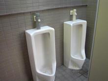 狭山湖畔霊園 駐車場トイレ