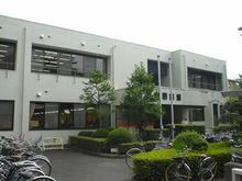 武蔵野市西部図書館