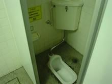 武蔵野市西部図書館 1階トイレ