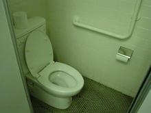 武蔵野市西部図書館 2階トイレ