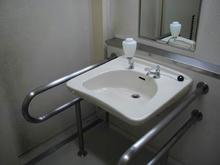 市立健康センター 1階多目的トイレ