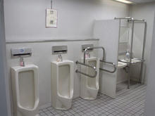 市立健康センター 1階トイレ