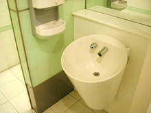 京王百貨店聖蹟桜ヶ丘店A館トイレ
