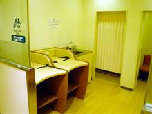 ユニゾンモール東中野 2階赤ちゃんルーム