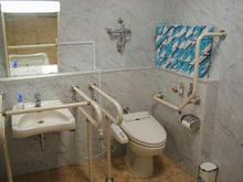 立川防災館多目的トイレ