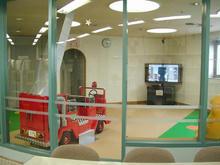立川防災館2階