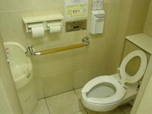 新宿タカシマヤ 13階南トイレ