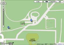 小金井公園 サイクリングセンター前トイレ