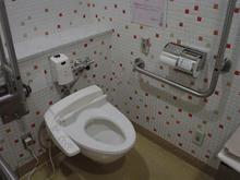 小田急エース南館多目的トイレ