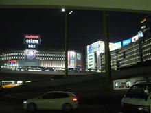 新宿西口地下
