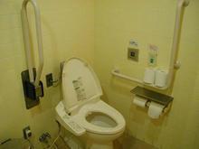 モリタウン外 星の道多目的トイレ