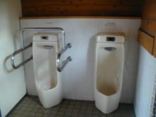 谷戸せせらぎ公園トイレ