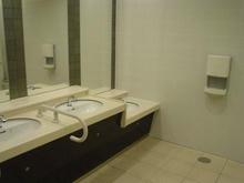 三井アウトレットパーク入間 センターサウスストリート2階トイレ