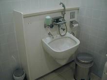 三井アウトレットパーク入間 センターサウスストリート2階多目的トイレ